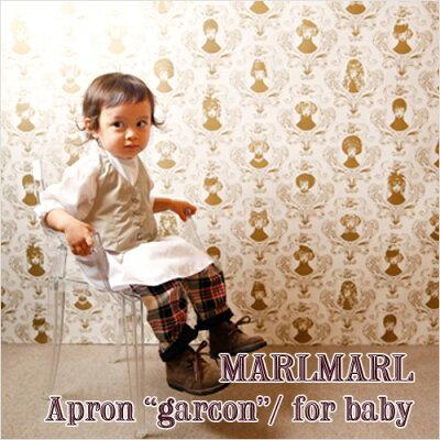MARLMARL(マールマール):garconシリーズモチーフNo.1〜3(ベビーサイズ80-90cm)
