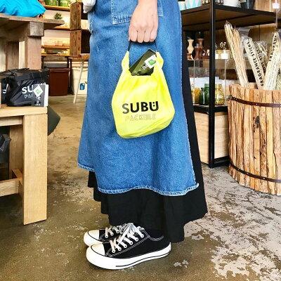 【全2色】SUBU2019PACKBLE:SUBUと同じ快適な履き心地に新機能を搭載したサンダル