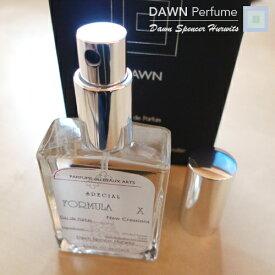 DAWN Perfume ダウン パルファム:オードパルファム(30ml)【SPECIAL FORMULA X/スペシャルフォーミュラX】(賦香率:10〜15%、香り持続時間:約5時間)ダウンパフューム/香水/フレグランス/スキンパヒューム/誕生日祝い/ギフト/プレゼント