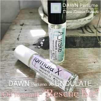 DAWN Perfume&UNDULATE:Oil formula Rescue Kit(오일 포뮬러 구출 킷) 10 ml