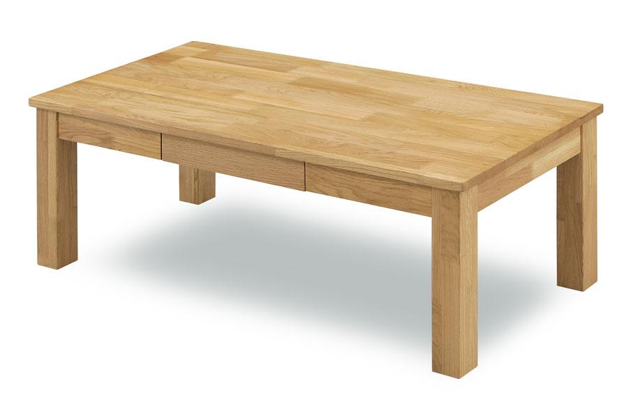 オーク無垢材105センターテーブル 「Orz/オーズ」