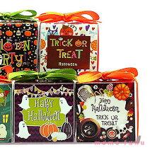 プチギフト、お菓子、クッキー、【送料無料】、ハロウィン、パーティーキューブCC、プチギフト、お菓子、プチギフト、秋、
