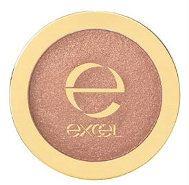 excel(エクセル) エクセル シャイニーシャドウ N SI01 ブロンズゴールド