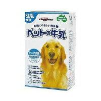 ドギーマンペットの牛乳 シニア犬用 250ml×24