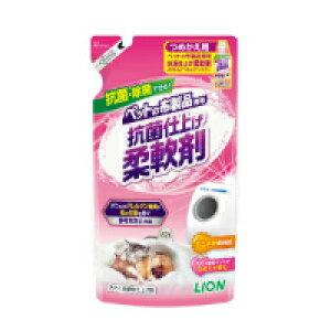 LIONペットの布製品専用 抗菌仕上げ柔軟剤 つめかえ用 300g