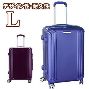 スーツケース ビジネス トランクケース 送料無料 L サイズ スーツケース おしゃれキャリーケース キャリーバッグ スーツケース 4日 10日 大型 TSAロック搭載 丈夫 修学旅行 旅行用品 軽量 TS