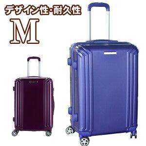 スーツケース トランクケース 送料無料 ビジネス M サイズ スーツケース おしゃれキャリーケース キャリーバッグ スーツケース 4日 10日 中型 TSAロック搭載 丈夫 修学旅行 旅行用品 軽量 TSA