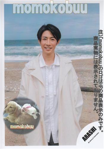 ARASHI嵐 公式生写真 (相葉雅紀)AA00085