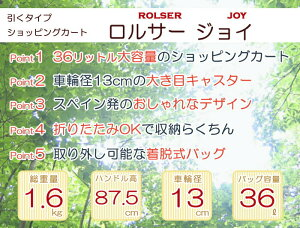 ロルサージョイマリーナ【ROLSER】