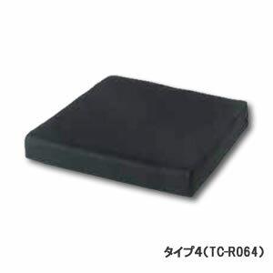 [車いす用クッション] タカノクッションR タイプ4 TC-R064 【タカノ】  【送料無料(北海道、沖縄を除く)】