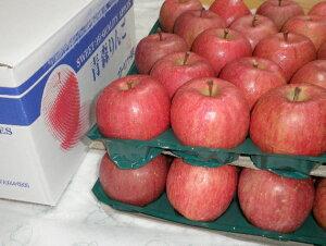 【お歳暮2020フルーツ】サンふじ みつ入り 10kg(28〜32個) ふるさと物産品