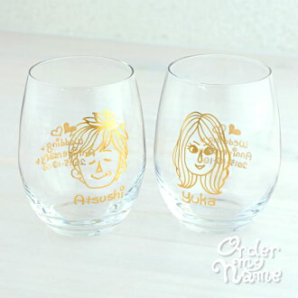 The difference pear between the wedding present portrait present pair glass entry in the family register celebration name things that enter, and are pleased with by celebration birthday present Seven-Five-Three Festival family celebration on the parents
