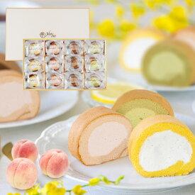 【送料込】堂島彩りロール ベーシックコレクション 12個入 ギフト スイーツ ロールケーキ お取り寄せスイーツ 内祝い お菓子 ケーキ 誕生日 プレゼント お取り寄せ