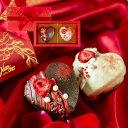 「ブリリアントハート 2個入」バレンタイン チョコレート お年賀 ギフト 2020 おしゃれ お菓子 おすすめ