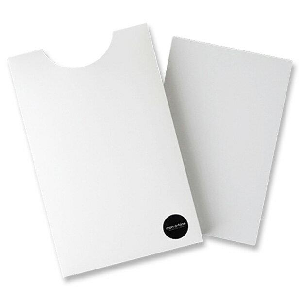 タテ型ゴミ袋用ケース(ホワイト)