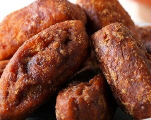 【大感謝価格 】昔懐かしい素朴な味わい!【大容量】ミニ豆乳黒糖ドーナツ1.2kg