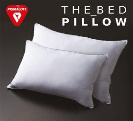 【メーカー直送・大感謝価格】PRIMALOFT®枕(for:JAPANESE) 43×63cm