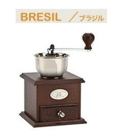 プジョーコーヒーミル ブラジル【返品キャンセル不可】珈琲用品 キッチン 雑貨 COFFEE MILL 送料無料【欠品・終了時はメール連絡します】