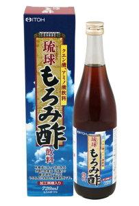 琉球もろみ酢 720ml健康食品 健康酢 もろみ酢 米酢 酢飲料 井藤漢方製薬