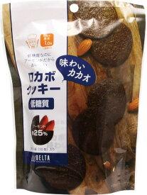 【大感謝価格 】デルタ 低糖質ロカボクッキー 味わいカカオ 10枚入×5個セット