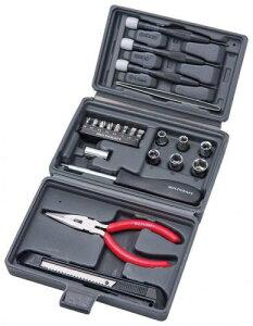 ホビーツールセット HT-22DIY 手動工具 修理 補修 ツールセット コンパクト