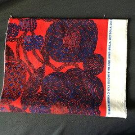 北欧 フィンランドMarimekko新作Thick Cotton Fabric(生地)