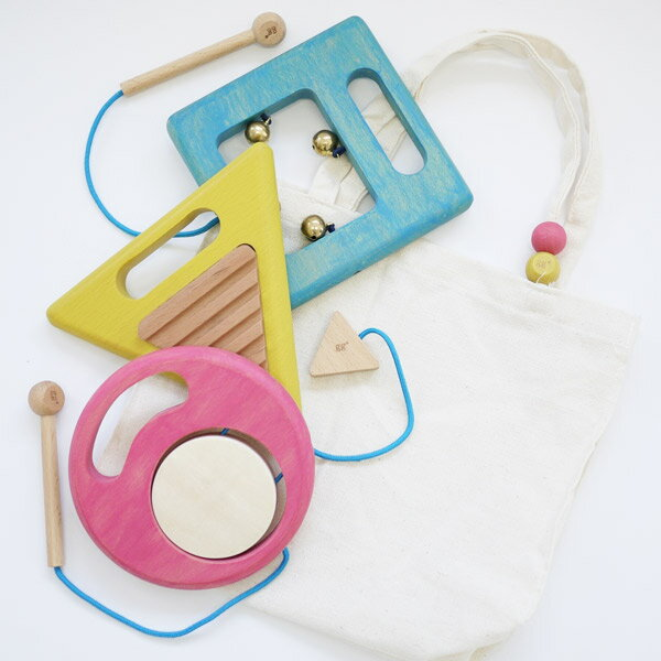 【送料無料】gg*(ジジ) gakki(ガッキ)【子供用楽器 kiko+】【出産祝い 誕生日 プレゼント 1歳 2歳 3歳 女の子 男の子【木のおもちゃ 楽器 おもちゃ】
