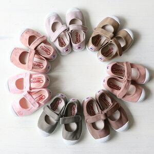 【正規品】Cienta/ シエンタ 靴 2020SS キッズ ベルクロ ストラップシューズ | キッズ ベビー キャンバススニーカー ベルクロ 21〜28サイズ(12.5〜17.0cm)豊富なカラーが揃った人気の子供靴 スニーカ