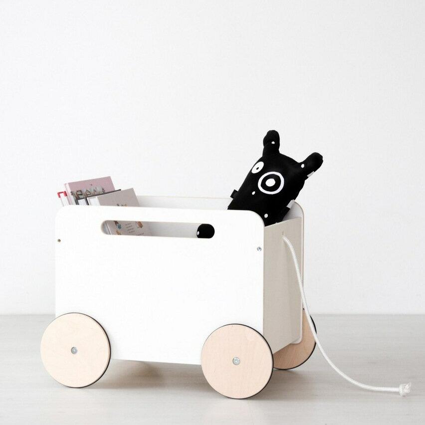 ooh noo(オーノー) Toy Chest ワゴン 出産祝い・ギフトや誕生日プレゼントに人気!【子供 ベビー キッズ】【知育玩具 木製玩具】【木のおもちゃ】【プレゼント】【ごっこ遊び】【インテリア 収納】