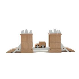 新商品☆kiko+ Tower Bridge(タワーブリッジ 橋) 「machiシリーズ」【誕生日 1歳 2歳 3歳 男】クリスマスプレゼント 子供