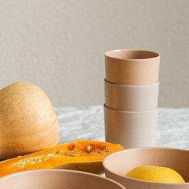 cink / サンクバンブーマグカップ デンマークのbamboo食器 | キッズ ベビー 離乳食 食器 ギフト 子供用食器 プレゼント バンブー 竹 テーブルウェア アウトドア用品