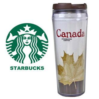星巴剋星巴克 ☆ 不倒翁瓶廚房加拿大加拿大罕見楓葉葉象徵品牌耶誕節禮物