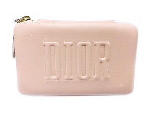 ラッピング済みDior紙袋付★ディオール ビューティー Dior Beauty☆アクセサリー ボックス アクセサリー ボックジュエリー BOX 指輪 ピアス 小物入れ 旅行 持ち運び ピンク スクエア スタッズ ア