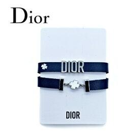 ディオール ビューティー Dior Beauty チョーカー ネックレス ブレスレット アンクレット 首飾り アクセサリー 星 スター クローバー 四つ葉 幸運 かわいい ギフト プレゼント シルバー ブラック ブランド クリスマス ハロウィン バレンタイン
