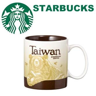 STARBUCKS Starbucks coffee Starbucks ☆ mug cup Taiwan Taiwan foreign countries limitation bear クマベアーホワイトブランドクリスマスハロウィンバレンタイン