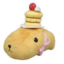 カピバラさん パンケーキかぴばらさん ぬいぐるみ ホットケーキ グッズ