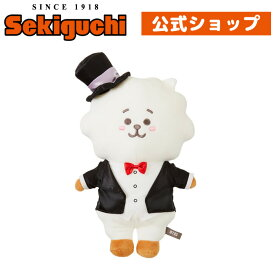 BT21 ぬいぐるみ Let's party with you RJ LINE FRIENDS ラインフレンズ UNIVERSTAR ユニバースター