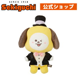 BT21 ぬいぐるみ Let's party with you CHIMMY LINE FRIENDS ラインフレンズ UNIVERSTAR ユニバースター