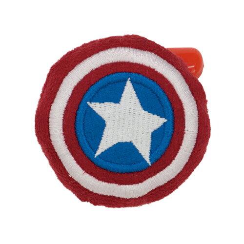 マーベルGURIHIRUぬいぐるみバッジキャプテン・アメリカシールドMARVELDisneyディズニーグッズぬいぐるみバッチグリヒル