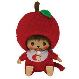 りんごのべびちっちさん Sサイズ お座りベビチッチ もんちっち グッズ モンチッチ ぬいぐるみ かわいい プレゼント