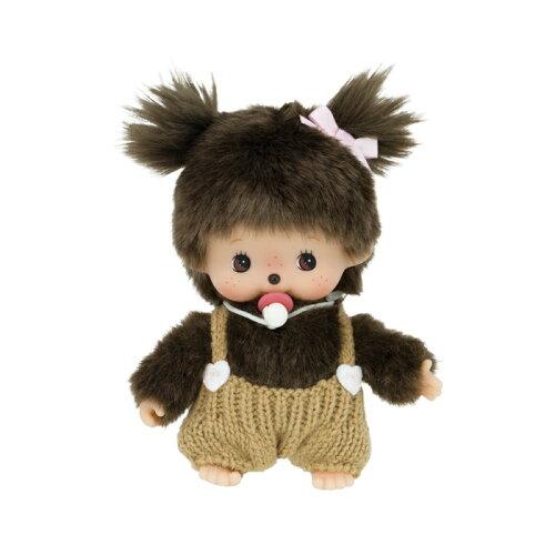 あったかニットベビチッチ女の子Sチムタングッズもんちっちモンチッチぬいぐるみキーホルダーかわいいプレゼント冬ざっくりニット