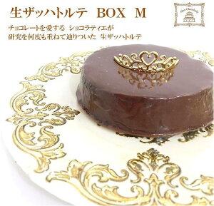生 ザッハトルテ 高級ギフト M プレミアム高級 本物チョコレートケーキ 手土産誕生日プレゼント バレンタイン ホワイトデー 母の日 父の日 クリスマス 生チョコレート 人