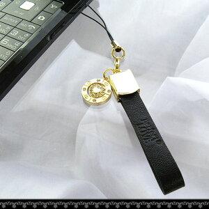 天国の階段ペンダントデザイン携帯ストラップベルトストラップシルバー/ゴールド2カラー