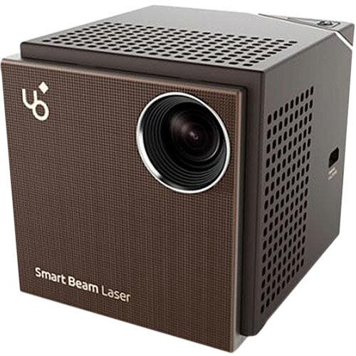 【24日09:59分〆!ポイント最大 10倍!】【プロジェクター】【Monchua】UO スマートビームレーザー Smart Beam Lesar Projector UO Smart Beam Laser LB-UH6CB 【SK telecom純正品】