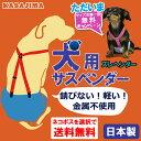 【 送料無料 】 犬 サスペンダー ズレヘンダー | ドッグ 犬用サスペンダー 介護 おむつ オムツ サニタリー パンツ マ…