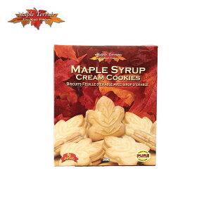 maple terroir maple syrup cream cookies メープル テロワール メープルクリームクッキー 350g