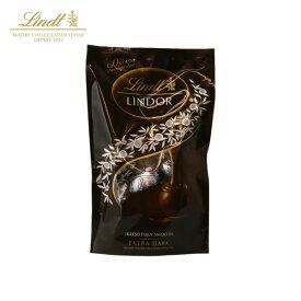 lindt リンツ チョコレート lindor リンドール エキストラビターパック 5p