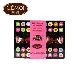 cemoi marshmallow heart セモア マシュマロハーツ 240g