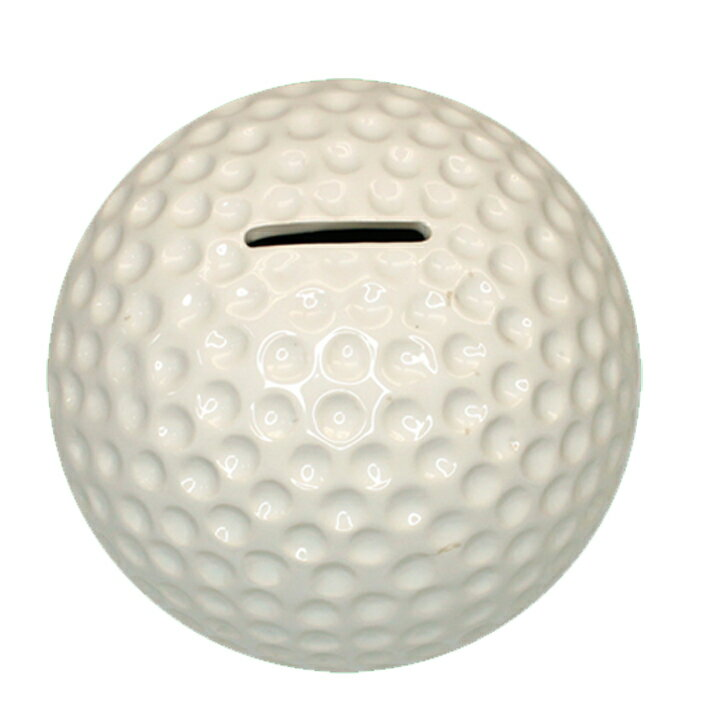 ゴルフボール貯金箱 WGOODS035【あす楽】