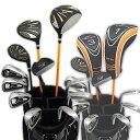 ワールドイーグル 5Z-BLACK メンズゴルフクラブ14点フルセット 4色から選べるバッグ! 右用【あす楽】